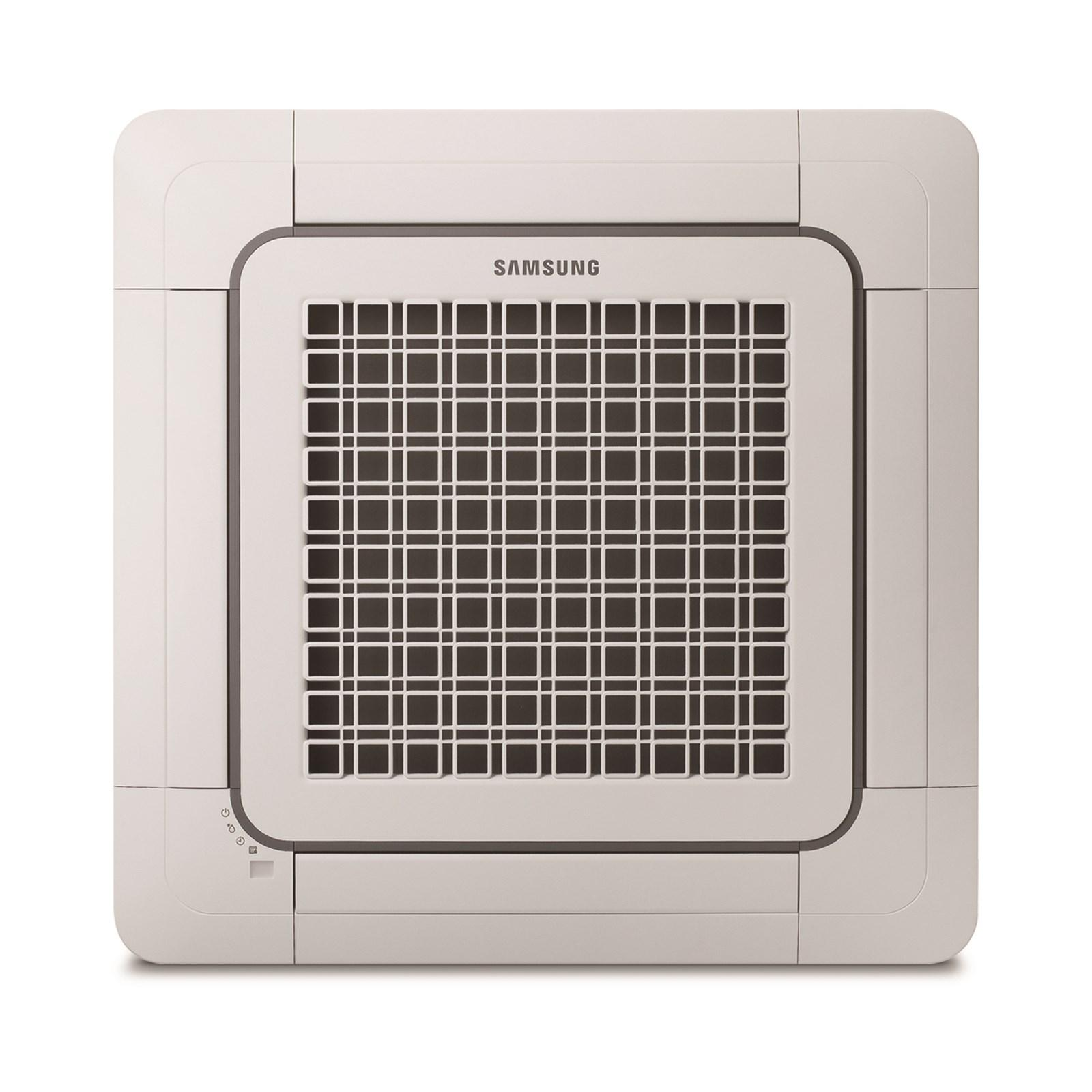 klimaanlagen deckenkassetten samsung cac nordic mini 4. Black Bedroom Furniture Sets. Home Design Ideas