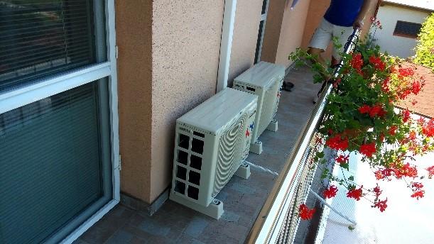 Montage und service montage von klimager ten for Klimaanlage inkl montage
